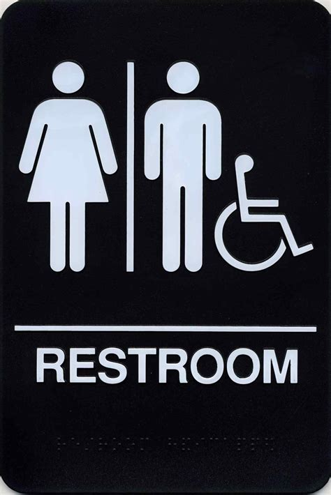 Men's Bathroom Signs Printable Datenlaborinfo