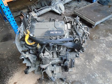 Renault Master 2.3dci 2011 Engine With Fuel Pump