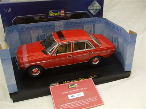 revell mercedes 230e type w123 3 series 1983 scale 1 18 catawiki