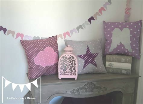 chambre fille violet awesome deco chambre argent et contemporary