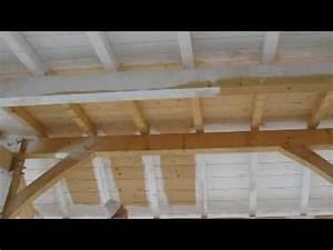 travaux prix solution economique peintures bois boiseries With peinture pour poutres en bois
