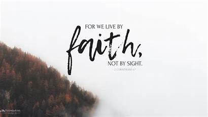 Desktop Fall Christian Bible Verses Faith Hope