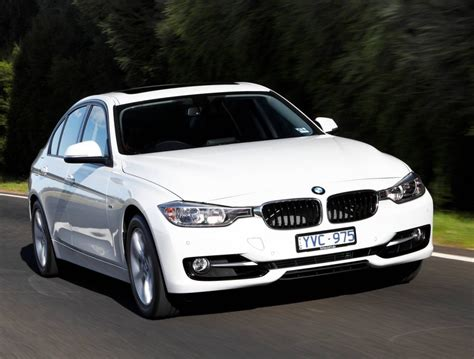 first bmw bmw 320i first drive car review practical motoring