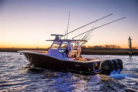 Stepped Hull Fishing Boat by Stepped Hull Center Consoles Sport Fishing Magazine