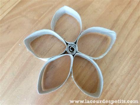 bricolage avec un rouleau de papier toilette la cour des petits