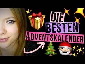 Die Besten Adventskalender : die besten adventskalender 2017 youtube ~ Orissabook.com Haus und Dekorationen