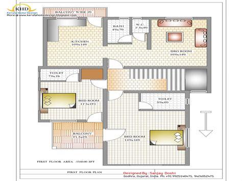 Duplex House Designs Floor Plans Simple Duplex House