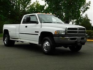 2000 Dodge Ram 3500 Dually 4x4 5 9l Cummins Diesel