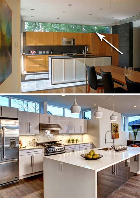 ways to decorate kitchen cabinets 20 stylish and budget friendly ways to decorate above 8922