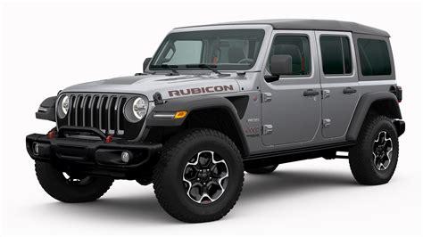 jeep wrangler rubicon recon joins  lineup motor