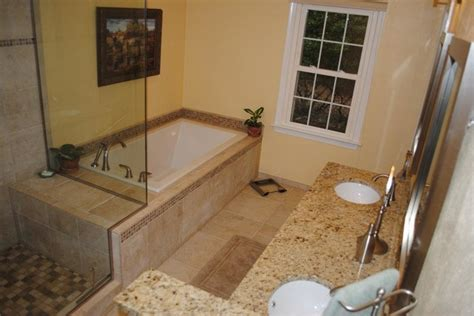 Drop In Tub Surround by White Drop In Tub Tile Floor Tub Surround And Shower