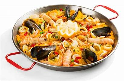 Paella Paellas Seafood Spanish Lauderdale Fort Background