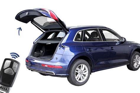 Download lagu mp3 & video: Complete retrofit kit electronic tailgate for Audi Q5 FY