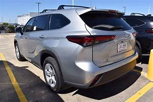 New 2021 Toyota Highlander Le Sport Utility In San Antonio