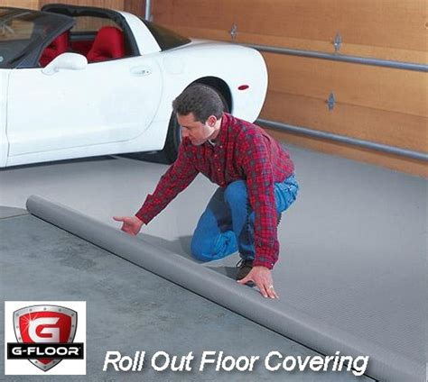 Garage Flooring Rolls by G Floor Garage Vinyl Floor Covering Better