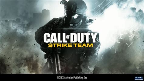 call of duty strike team android скачать call of duty strike team на андроид планшет с