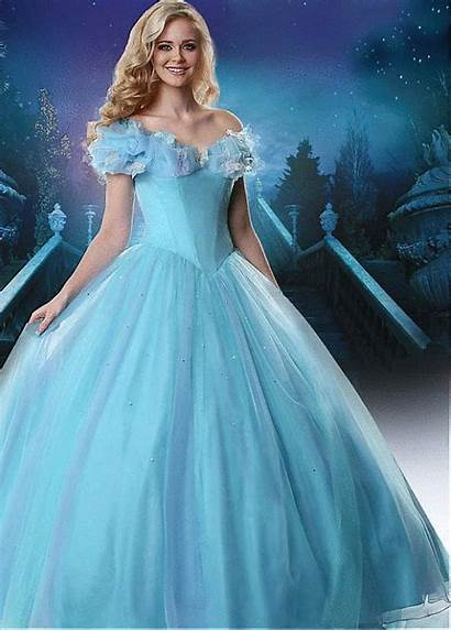 Gown Ball Cinderella Dresses Tulle Prom Quinceanera