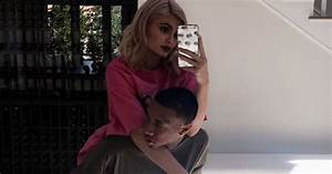 Kylie Jenner Shares Rare Photo With King Cairo Us Weekly