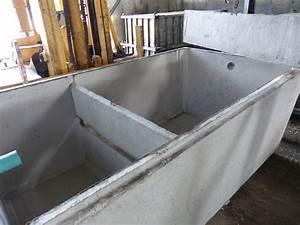 Fosse Septique Beton Ancienne : fabricant de fosses septiques en b ton joliette ~ Premium-room.com Idées de Décoration