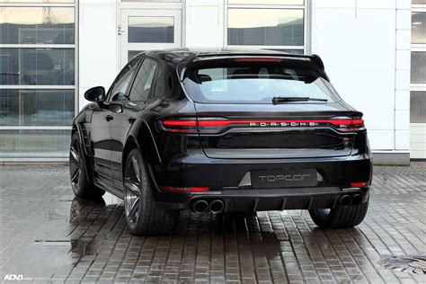 topcar porsche macan ursa adv mv cs series wheels