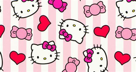 Hello Kitty Wall Paper Rj X Hello Kitty Una Colaboración Llena De Ternura Grupo Duplex
