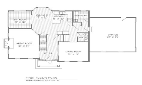 center colonial floor plans center colonial interior center colonial floor