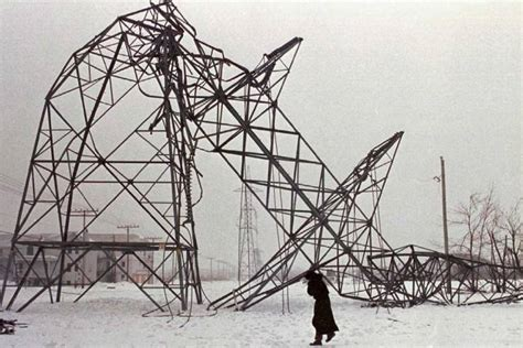 flashback  worst ice storm  american history people