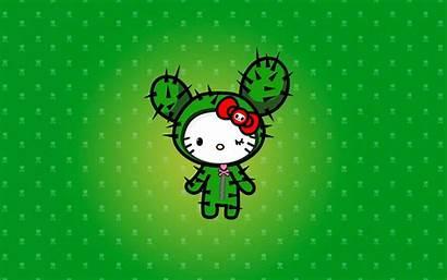 Kitty Hello Wallpapers Anime Definition Desktop Resolution