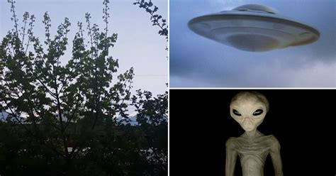 Mysterious 'alien spaceship sounds' captured on camera by ...