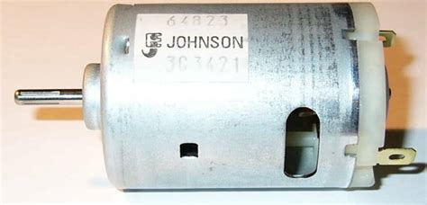 Powerful Electric Motor by Johnson Electric Powerful Motor 24vdc 10000 Rpm Ebay