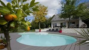 Combien Coute Une Piscine Intérieure : combien co te une piscine le prix d 39 une piscine ~ Premium-room.com Idées de Décoration