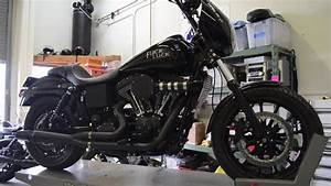 Supercharged 194 Hp Fxdx Dyna