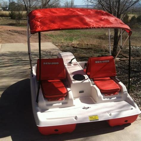 Sea Doo Pedal Boats For Sale by Find More 8 Sea Doo Paddle Boat Price Reduced Motivated