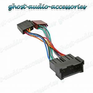 Car Stereo Radio Iso Wiring Harness Adaptor Loom For