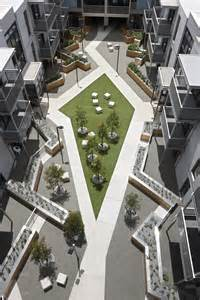 Residential Courtyard Landscape Design