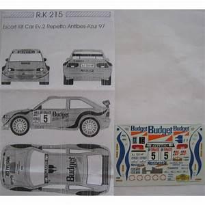 Ford Antibes : ford escort n 5 budget rallye antibes azur 1997 decal 1 43e fanou decals ~ Gottalentnigeria.com Avis de Voitures