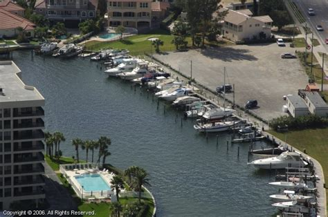 Boat Slips For Rent Clearwater Fl by City Of Belleair Marina In Clearwater Florida