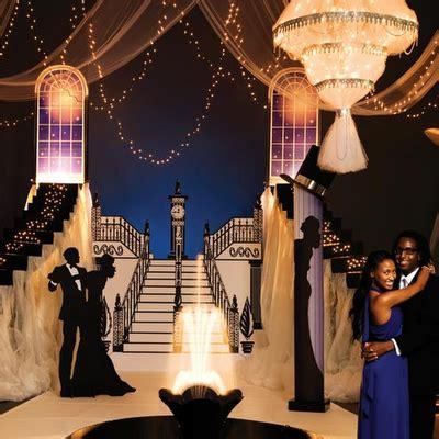 classique magnifique  ball theme prom ideas