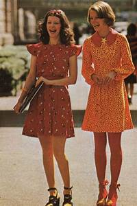 45 Incredible Street Style Shots From The '70s (Le Fashion ...