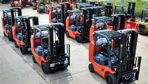 toyota forklift powered toyota manufactured engines
