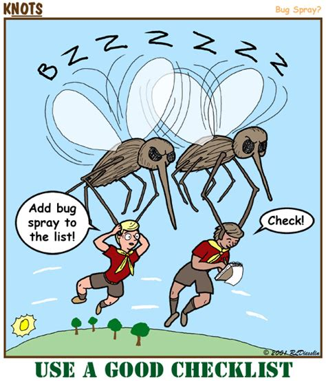 Bed Bug Jokes And Cartoons