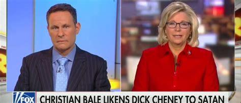 Liz Cheney Responds Christian Bale Satan Remark From