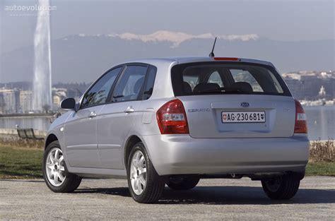 Kia Cerato  Spectra Hatchback Specs  2004, 2005, 2006