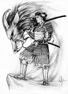 Ronin Samurai Drawings Pictures to Pin on Pinterest ...