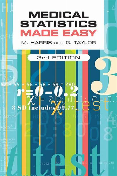 Statistics Medical Easy Edition Third Clinical 3rd