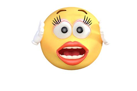 Png Hd Shocked Face Transparent Hd Shocked Face.png Images