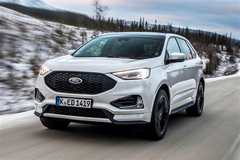 ford edge facelift  review auto express