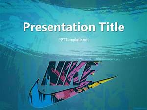 download free sports powerpoint ppt templates With nike powerpoint template
