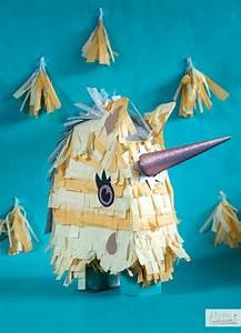 Pinata Basteln Pferd : einhorn pi ata handmade kultur ~ Frokenaadalensverden.com Haus und Dekorationen