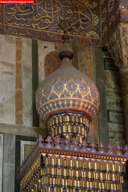 Mosque Rifai Cairo Al Egypt Ar Wood